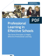 Prof Learning Ineffective Schools