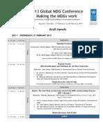 Agenda_MDGConf 2013