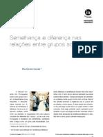 In-Mind_Português, 2010, Vol.1, Nº.1, Costa-Lopes, Semelhança e diferença nas relações entre grupos sociais
