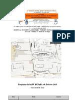 Programa IV JAMyBLaR 2013 La Rioja