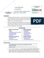 DHS Daily Report 2009-04-23