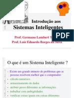 Parte 1 - Sistemas Inteligentes