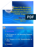 China LNG Terminal