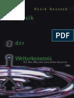 21477309 Deutsch David Die Physik Der Welterkenntnis
