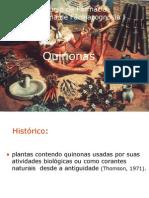 Quinonas - Antraquinonas