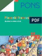 Piosenki Dla Dzieci. Francuski - eBook