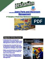 4-Spare Parts Management 1