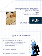 Clase 2 d Proyecto