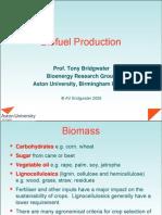 51 Biofuel Production