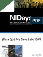 paraquemesirvelabview