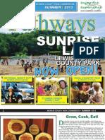 Pathways 2013 Summer