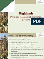 Highlands Presentation