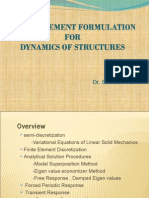 Copy of Finite Element Formulation
