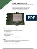 picaxe development kit AXE091.pdf
