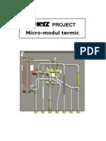 Herz 4008 Micro Modul Termic PROJECT