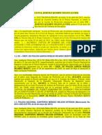 Sentencias de Varios Servidores Policiales(2013)