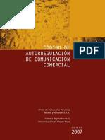 Backus-CodigoAutoregulacionComunicacionComercial