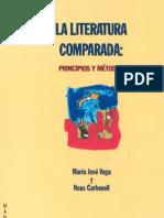 La Literatura Comparada COMPLETO