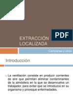 Extracción localizada