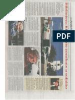 Bibliomóvel de Proença-a-Nova - Gazeta do Interior