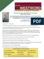 June 2013 WestWord (B)