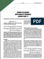 Tafsir Sayyid Qutb An Nasr