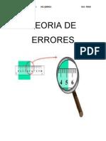 Teoria de Errores, Fisica Exp. Sensores.impri