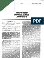 Tafsir Sayyid Qutb Al Lahab