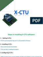 X CTU Installation