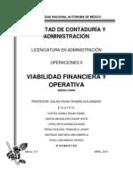 Viabilidad Financiera y Operativa (Energy Pen)