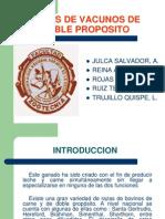 Exposicion de Razas de Vacunos de Doble Proposito2007