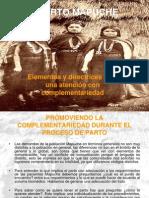 Ppt Parto Mapuche 14 Agosto
