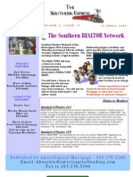 Southern Realtor Caravan Newsletter - 23 April 2009