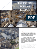 278226 A2944 London Places of Interest