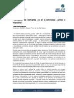 Articulo Demanda Ecommerce