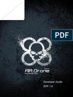 ARDrone SDK 1 6 Developer Guide