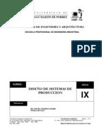 Diseño de Sistemas de Produccion F