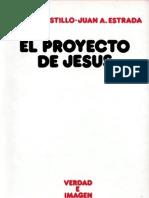 Castillo Jose Maria El Proyecto de Jesus IMPRIMIR