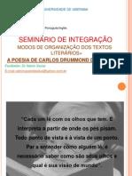 Carlos Drumond de Andrade= Uniube