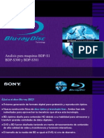 SONY BLUE RAY BD Curso s300 i