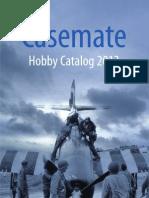 Casemate Fall 2013 Hobby Catalog