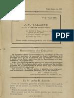 Reclams de Biarn e Gascounhe. - Yéné-Heuré 1922 - N°1-2 (26e Anade)