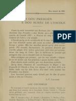 Reclams de Biarn e Gascounhe. - Mes mourt 1922- N°12 (27e Anade)