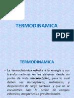 Termodinamica y Termoquimica