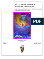 Ethnomycological Journals׃ Sacred Mushroom Studies, Volume IX (2013)