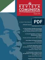 Revista Comunista 1