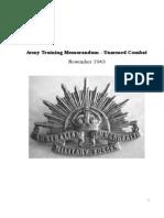 Unarmed Combat - Australian Army 1943