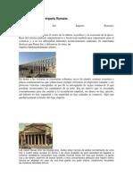 La Arquitectura Del Imperio Romano