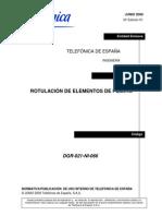 Rotulacion Tde Dgr 021 Ni 066 Ed1