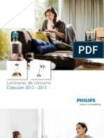 Luminarias de Consumo 2012-2013